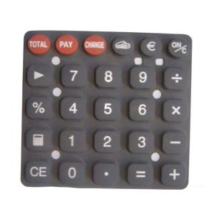 计算机硅胶按键